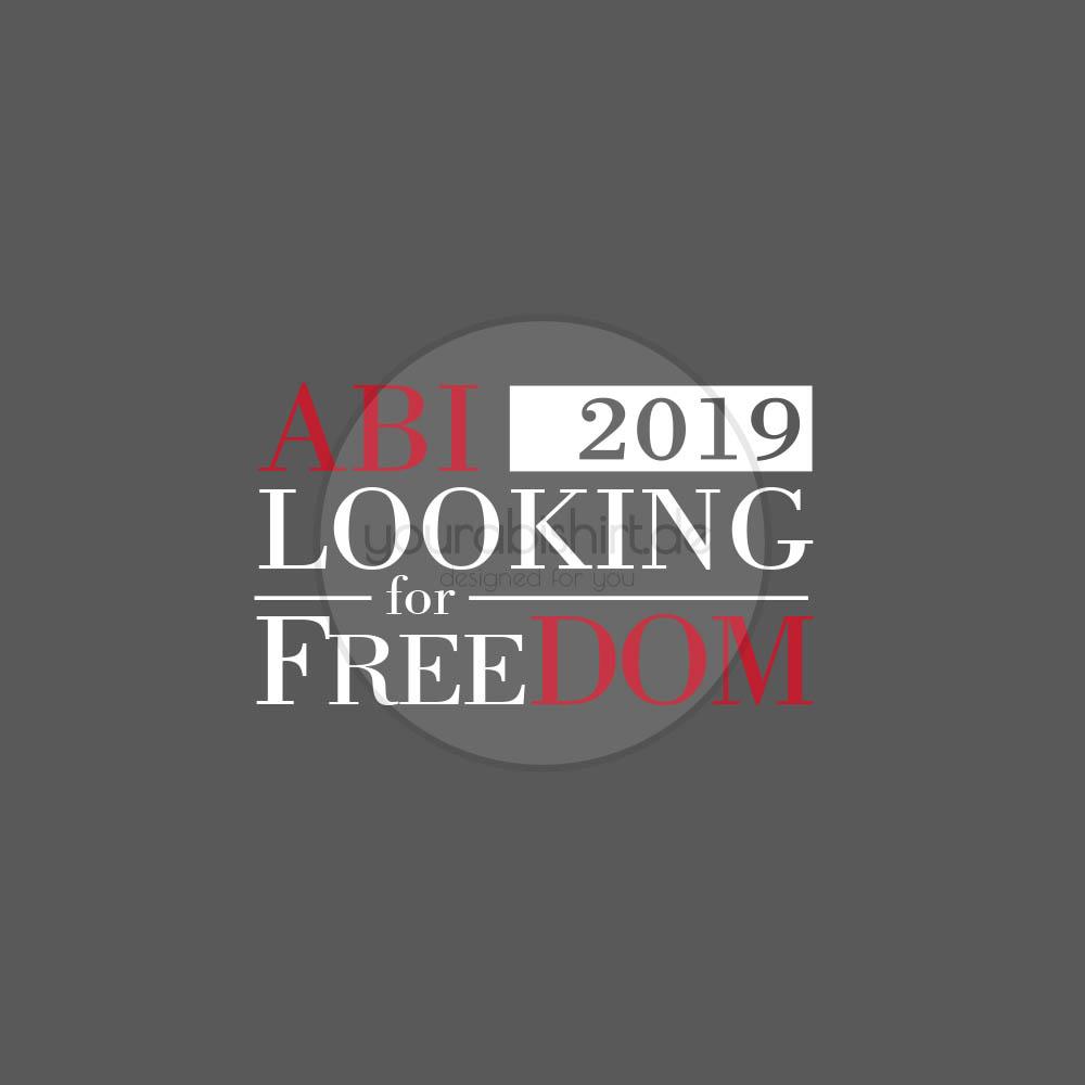 Abi looking for freedom Abimotto Abimotiv Abipullis Abipulli Abishirts Abishirt Abimotto 2020