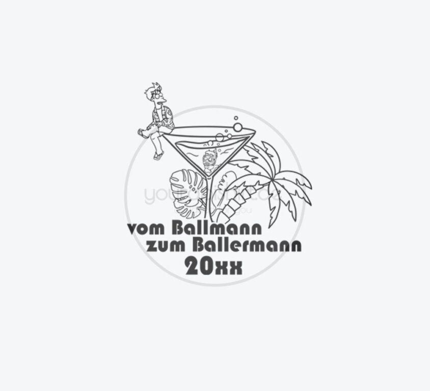 Vom Ballmann zum Ballermann